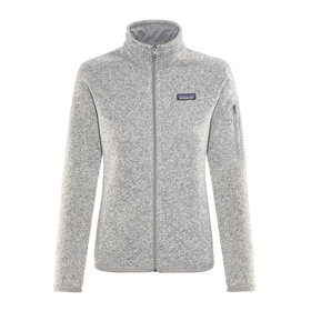 Patagonia Better Sweater Jas Dames grijs